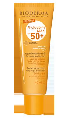 Protection solaire indice 50 - Crème haute protection, non grasse.