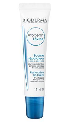 Baume Lèvres Atoderm - Réparateur, nourrissant, apaisant - Bioderma