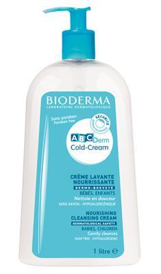 Crème Corps Bébé ABCDerm - Soin Dermatologique - Protection peau