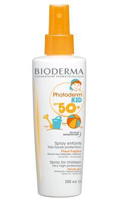 Spray / Crème solaire Enfants Photoderm - Indice 50 - Haute protection