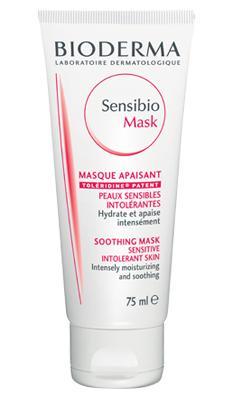 Masque apaisant, hydratant Peau sensible, intolérante - Visage