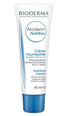 Crème, Soin Visage Peaux sèches Atoderm - Hypoallergénique