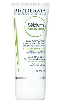 Soin, Crème traitement contre Peau grasse Sébium - excès Sébum - Visage