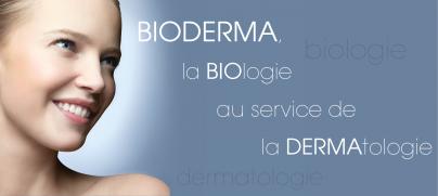 Bioderma, la biologie au service de la dermatologie